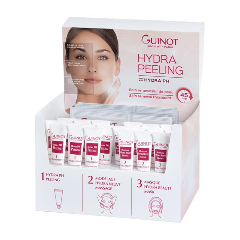 Htdra Peeling treatment - טיפול פילינג לחידוש העור