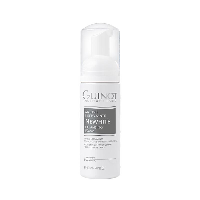 mousse newwhite - מוס ניקוי להבהרת העור