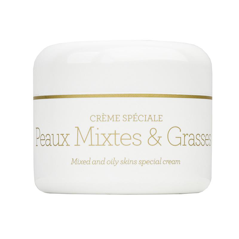 peaux mixtes & grasses - קרם לחות לכל סוגי העור