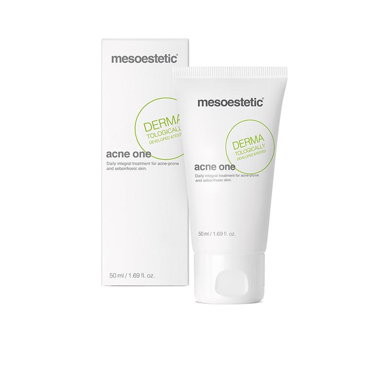 acne one - קרם טיפולי לעור שמן / אקנה