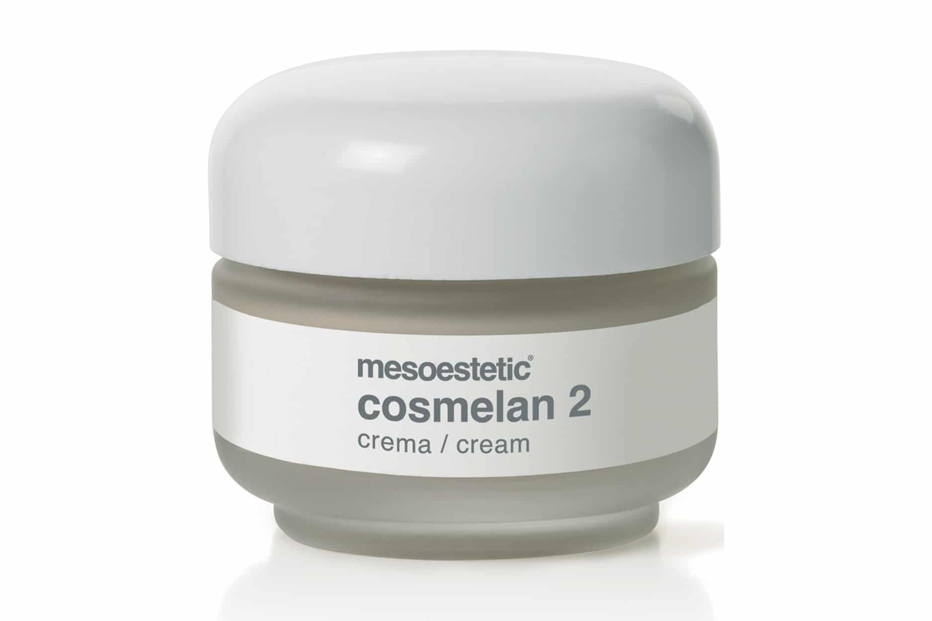 cosmelan2 -קרם הבהרה פעיל